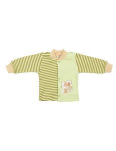 """Кофточка зеленого цвета для малышей """"лева"""""""